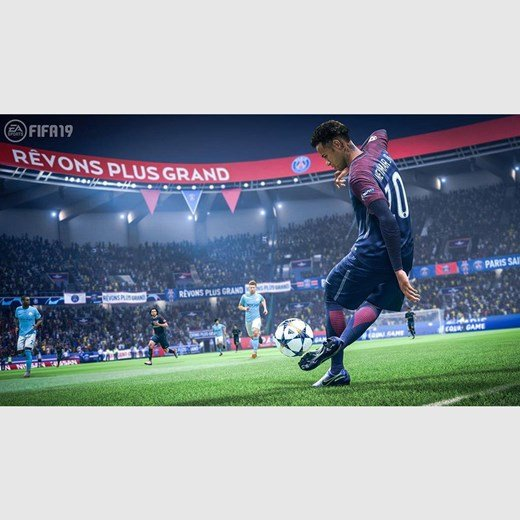 fifa 19 ps4 features